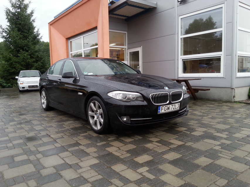 bmw 530d f10 samochody i przyczepy. Black Bedroom Furniture Sets. Home Design Ideas